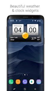 Digital Clock & World Weather Mod Apk (Premium Activated) 9