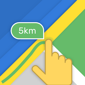 PlanMyRoute Route Planner Run and Bike Map 2.7 by Yuber Apps logo