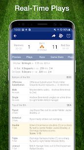 Baseball MLB Live Scores, Stats & Schedules 2020 10