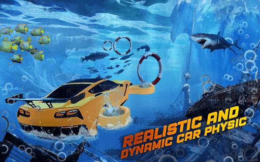 Underwater Flying Car Game 1.0.2 screenshots 4