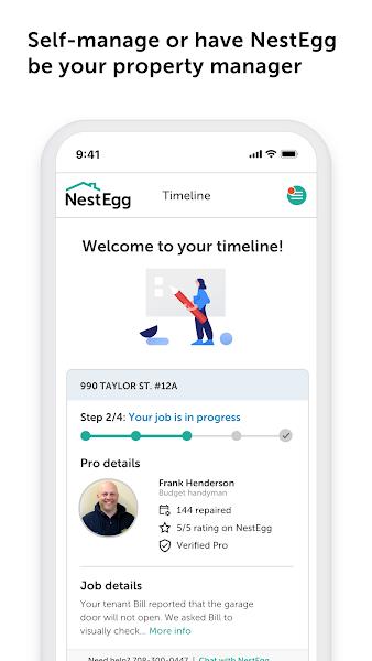 NestEgg: Rental & Investment Property Management
