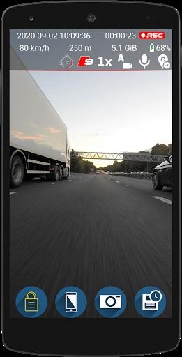 Dash Cam Travel u2013 Car Camera app, Blackbox  screenshots 2