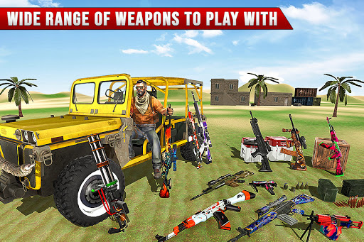 Real Commando Secret Mission - FPS Shooting Games 1.26 screenshots 6