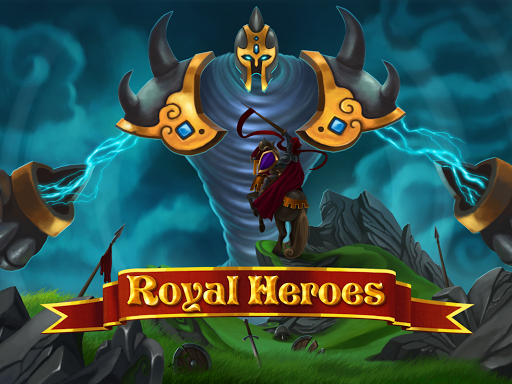 Royal Heroes: Auto Royal Chess screenshots 10