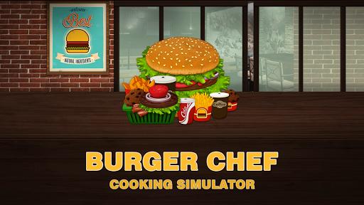 Burger Chef - Cooking Simulator 2.5 screenshots 1