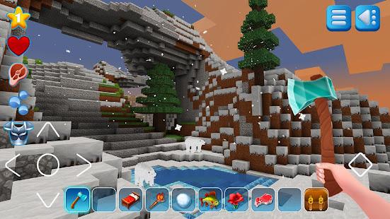 RealmCraft with Skins Export to Minecraft screenshots apk mod 1