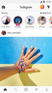 تنزيل انستقرام الذهبي احدث نسخة تحميل Instagram بلس للاندرويد APK
