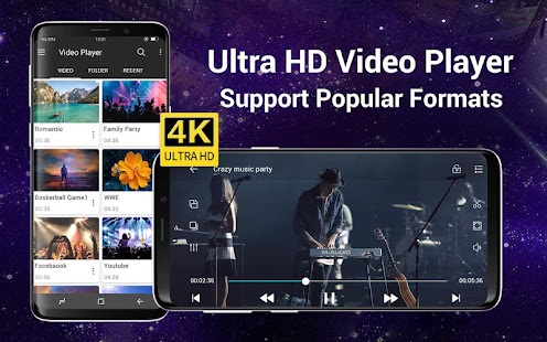 Video Player Alle Formate für Android Screenshot