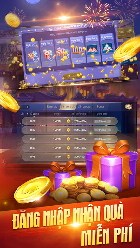 Texas Poker Viu1ec7t Nam apkslow screenshots 9
