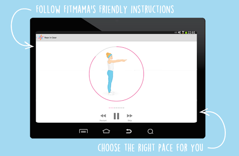 FitMama Lite 5 Minute Workouts