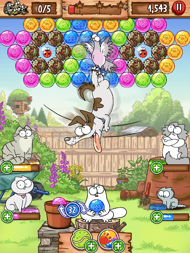 Simonu2019s Cat - Pop Time 1.26.4 screenshots 11