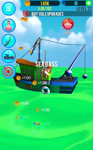 Fishing Clicker Game  screenshots 14