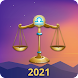 Libra Horoscope ♎ Free Daily Zodiac Sign - Androidアプリ