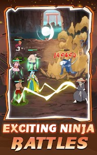 Last Ninja: Idle Adventure 1