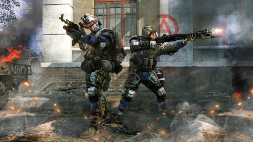 FPS Online Strike - Multiplayer PVP Shooter 1.1.18 screenshots 12