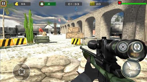 Counter Terrorist 2020 - Gun Shooting Game screenshots 1
