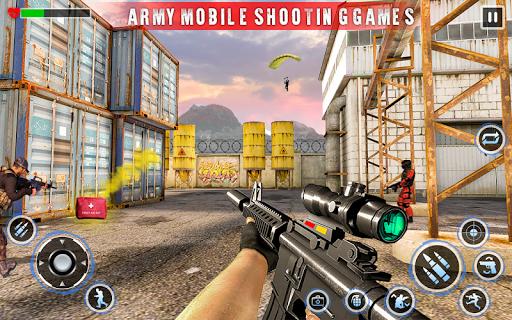 Modern Commando Secret Mission - FPS Shooting Game 1.0 screenshots 4