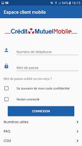 Crédit Mutuel Mobile V3.3.2