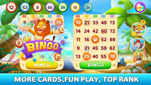 Bingo Wild - Free BINGO Games Online: Fun Bingo 1.0.5 screenshots 1