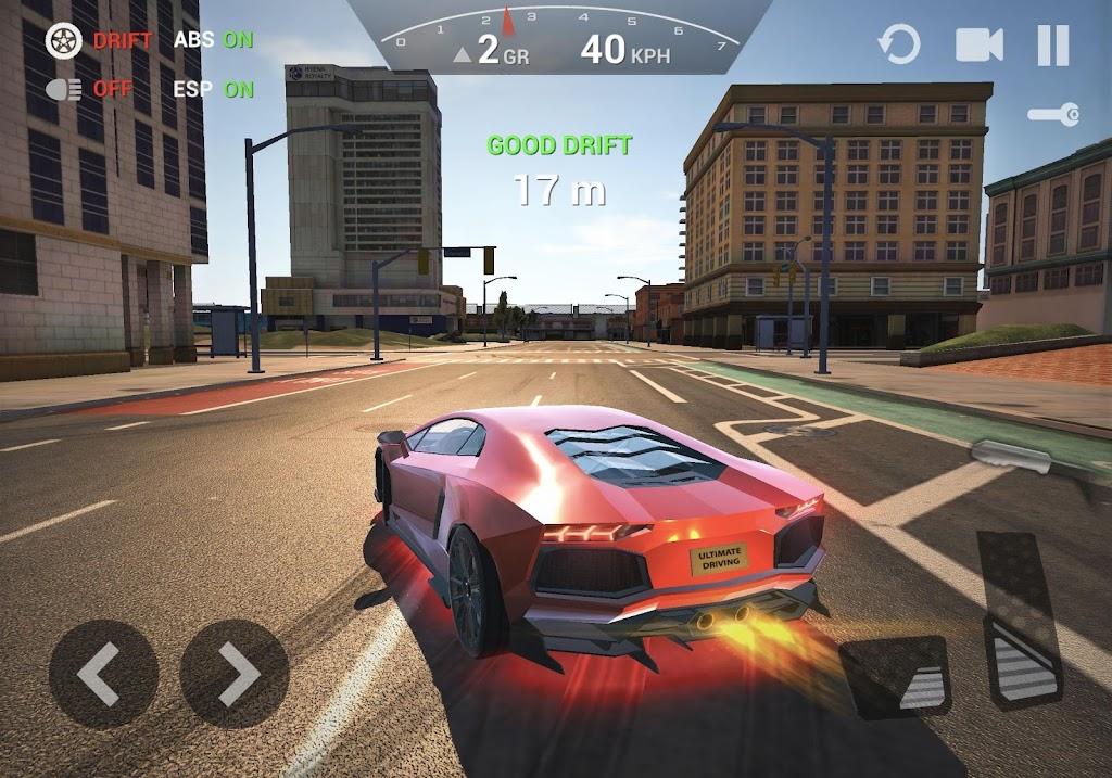 Ultimate Car Driving Simulator poster 8
