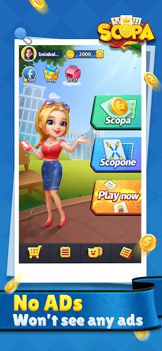 Scopa(Free,No Ads): Italian Card Game  screenshots 14