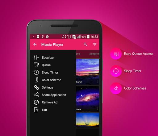 MP3 Player  screenshots 3