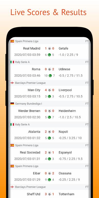 Football Pro: Soccer Scores, Football News, Videos  poster 2
