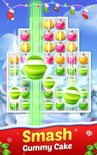 Cake Smash Mania - Swap and Match 3 Puzzle Game  screenshots 12