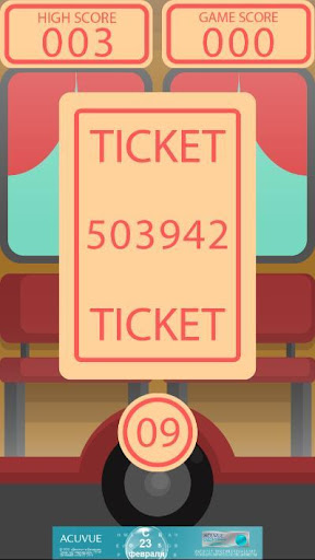 lucky ticket - a bus puzzle! screenshot 1