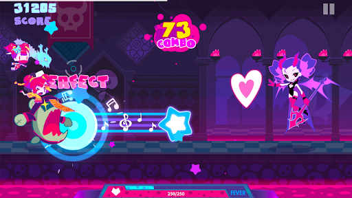 Muse Dash apktreat screenshots 2