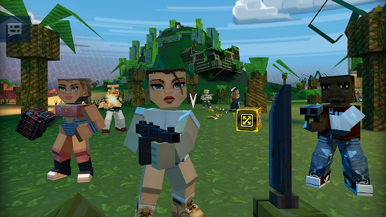 Pixelfield - Battle Royale FPS Screenshot