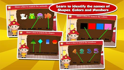 Kids Fire Truck Fun Games 3.15 screenshots 2