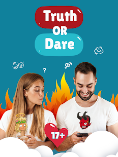 Truth or Dare? Naughty angel or Hot demon?