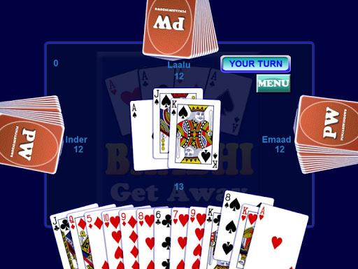 Bhabhi Card Game Apkfinish screenshots 7