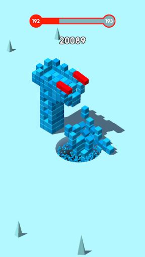 Raze Master: Hole Cube and Blocks Game  screenshots 8