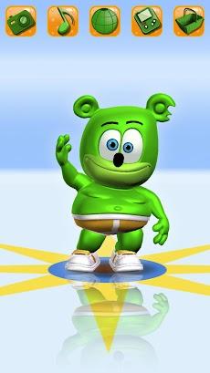Talking Gummy Free Bear Games for kidsのおすすめ画像1