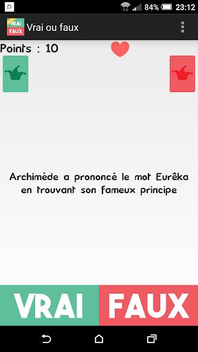 Vrai ou Faux ? android2mod screenshots 7