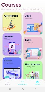 Master Coding - Learn Coding from Zero to Hero Screenshot