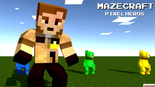 Maze Craft : Pixel Heroes 1.35 screenshots 5