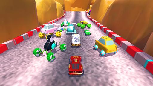 McQueen Extreme Racing Mission: Drive Daytona Rush  screenshots 2