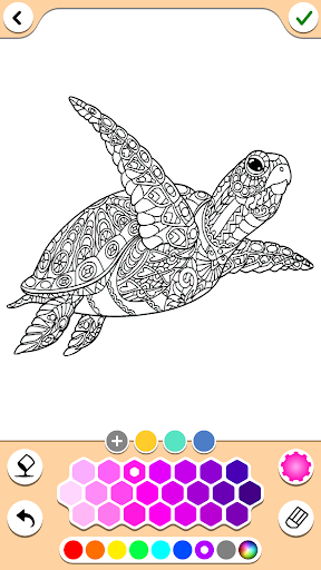 Mandala Coloring Pages  screenshots 18