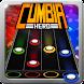 Guitar Cumbia Hero - Juego de música y ritmo