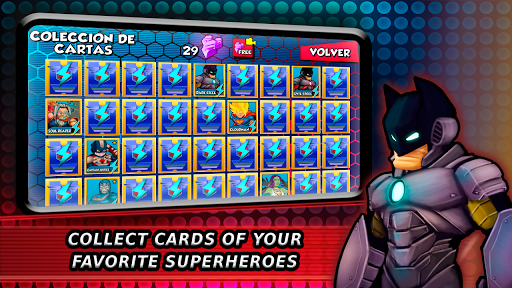 Superheroes Fighting Games Shadow Battle 7.3 screenshots 4
