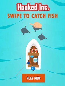 Hooked Inc: Fisher Tycoon 10