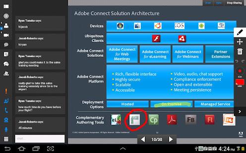 Adobe Connect 2.6.9 Screenshots 14