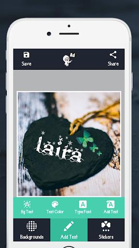 Name On Pics - Name Art  Screenshots 1