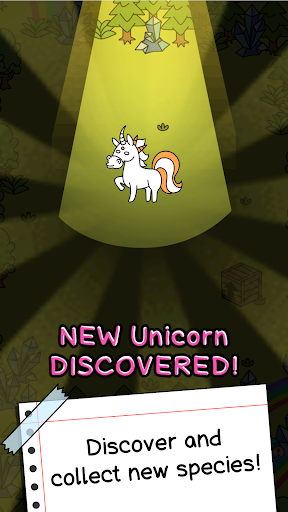 Unicorn Evolution: Fairy Tale Horse Adventure Game android2mod screenshots 1