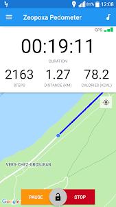 Pedometer - Step Counter, walking tracker 1.2.43