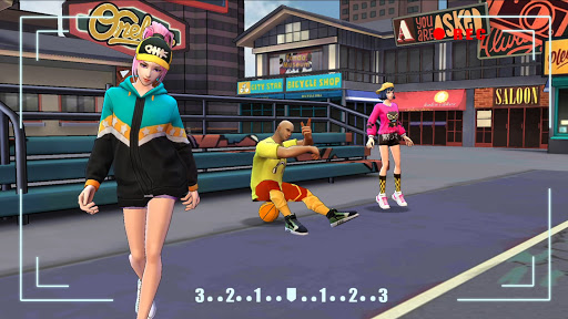 Basketrio: Back in the Game  screenshots 8