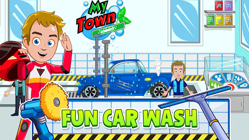 My Town: Car Garage. Wash & Fix kids Car Game Free 1.09 screenshots 9